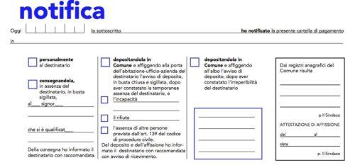 LA CARTELLA E' NULLA SE NON RIPORTA I CRITERI DI CALCOLO DEGLI INTERESSI