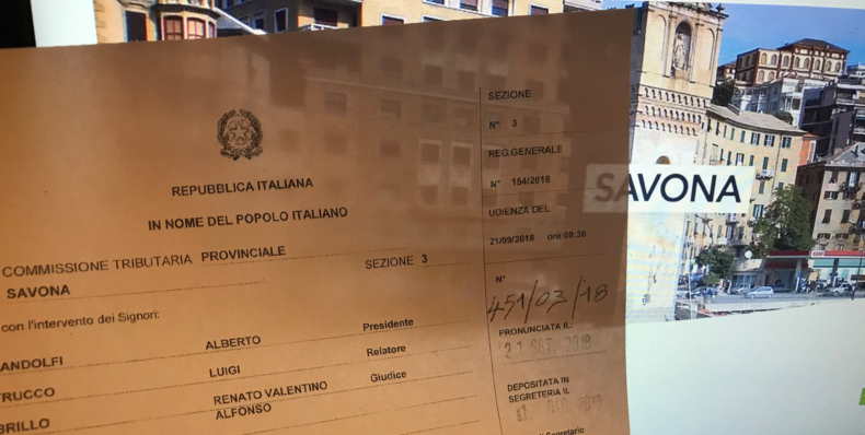 DIFESA AGENZIA DELLE ENTRATE RISCOSSIONE CON AVVOCATO ESTERNO